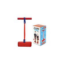 <b>Тренажер для прыжков</b> Moby-Jumper со звуком, красный, купить ...