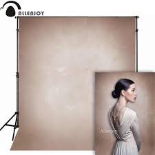 <b>Allenjoy Vinyl</b> cloth photography backdrop old master light brown ...