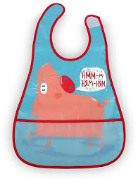 Купить <b>Happy Baby Нагрудник</b> Basic Waterproof baby bib, 1 шт ...