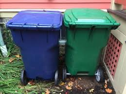 Image result for trash bins