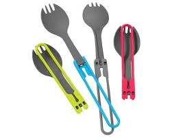 <b>Набор</b> столовых приборов <b>MSR</b> Spork купить вилки и <b>ложки</b> ...