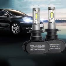 <b>1PCS</b> Auto <b>Led</b> H7 <b>Headlight H4 Led</b> Car Bulb <b>6500K</b> Waterproof ...