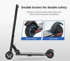 KUGOO <b>Mini</b> Folding Kick <b>Electric Scooter</b> | Lifty E-Scooters