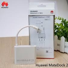 <b>Original Huawei MateDock 2</b> Dock Station for HUAWEI MateBook E ...