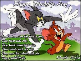 Funny Friendship Day Quotes. QuotesGram via Relatably.com