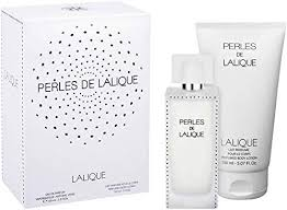 <b>LALIQUE PERLES DE</b> LALIQUE EDP 100 ML + B- Buy Online in ...