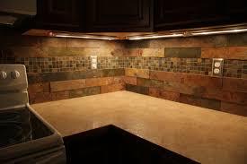 ideas dark cabinets tile