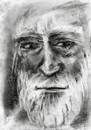 Image result for old testament person looking sad