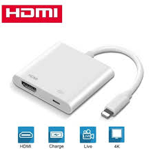<b>leeHUR</b> 4K <b>1080P</b> HDMI Cable Adapter <b>HD TV</b> Projector Converter ...