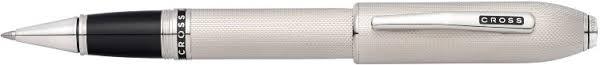 <b>Ручка</b>-роллер <b>Cross</b> Peerless 125, Platinum Plate (<b>at0705</b>-3) за ...