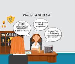 the host the most is the bingo chat host wink bingo bingo chat host image3