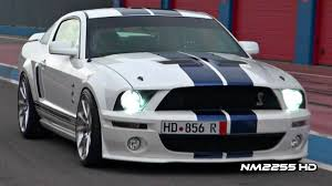 <b>Modified</b> Shelby <b>Mustang GT500</b> INSANE SOUND on Track ...