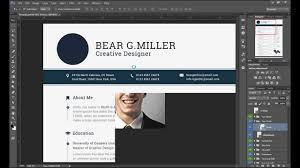 resume cv editing adobe photoshop cc resume cv editing adobe photoshop cc