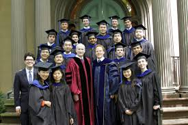 meet the very first graduate of the nus mba double degree michael first from the left in the bottom second row the inaugural group