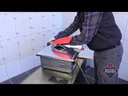 <b>Плиткорез электрический RUBI ND</b>-<b>180</b>-<b>BL</b> - YouTube