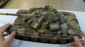 <b>Радиоуправляемый танк</b> Т-90 Heng Long - YouTube