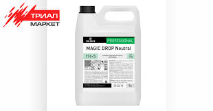 Средство для мытья <b>посуды</b> 5л Pro-Brite <b>MAGIC</b> DROP Neutral ...
