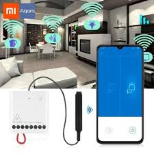 XIAOMI <b>Aqara</b> LLKZMK11LM <b>Two</b>-<b>way</b> Control <b>Module</b> Wireless à ...