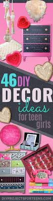 43 most awesome diy decor ideas for teen girls room fun crafts and tweens cool accessoriesentrancing cool bedroom ideas teenage