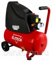 <b>Компрессор ELITECH КПБ</b> 190/24: купить по низкой цене в ...