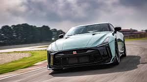 <b>Nissan GT</b>-<b>R</b> 50 by Italdesign - Tazio Nuvolari circuit - YouTube