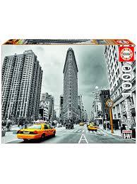 <b>Пазл</b> 1000 деталей - Флэтайрон-Билдинг, Нью-Йорк <b>Educa</b> ...