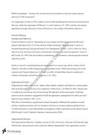 essay on human resources   case study qantas   hrm     essay on human resources   case study qantas