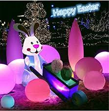 Easter - Inflatable Yard Decorations / Outdoor Holiday ... - Amazon.com