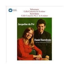 <b>Jacqueline Du Pre</b> - <b>Schumann</b>: Cello Concerto/Saint-Saens: Cello ...