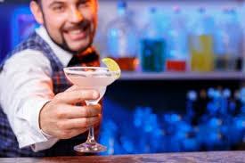 bartender job description