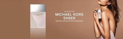 <b>Michael Kors Sheer</b> Limited Edition Fragrance (<b>Michael Kors</b>)