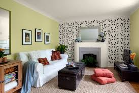 red accent walls green accent wall living room info home and furniture decoration