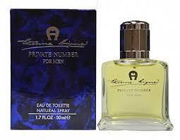 <b>Etienne Aigner Private</b> Number FOR MAN EAU DE TOILETTE 50 ml ...