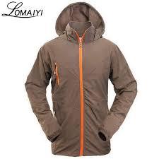 Online Shop LOMAIYI Anti-Uv <b>Waterproof Male</b> Jacket <b>Men 2017</b> ...