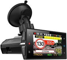 <b>Видеорегистратор</b> с радар-детектором <b>Silverstone F1 HYBRID</b> S ...