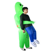 [26% OFF] <b>Alien Inflatables Halloween Bar</b> Atmosphere Stage ...