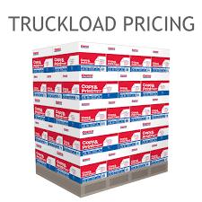 copy multipurpose paper costco copy paper letter 92 bright 840 case truckload pricing