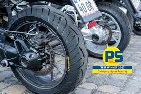<b>ContiRoadAttack 3</b> Tops PS Magazine Test | Cambrian Tyres - The ...