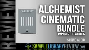 review the alchemist bundle from string audio sample library review