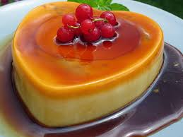 Resultado de imagen para flan de queso mascarpone sin horno