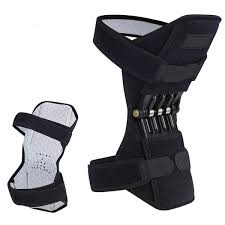 <b>1Pc Knee Joint Support</b> Pads Power Spring Force Joint Support ...