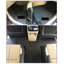 <b>lsrtw2017 leather car</b> trunk mat cargo liner for kia carnival 2006 ...