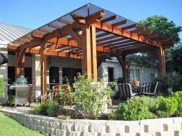 standing pergola polycarbonate roof skyview residential patio cover residential patio cover  skyview resid