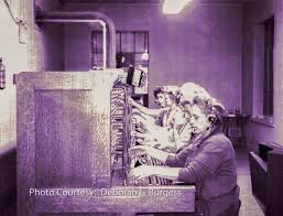 my life one day at a time she my mother joycelyn dean johnson worked for several years as a switchboard operator