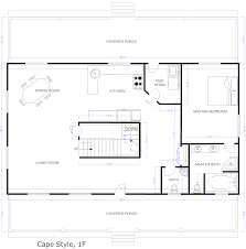 Design   floor plan builderFloor plans for ranch homes   house floor plan examples