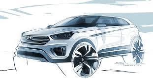 Компания Hyundai показала облик глобального кроссовера Creta
