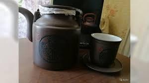 <b>Чайный набор на 4</b> персоны из высококачественной гл купить в ...