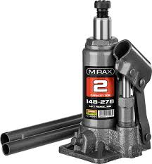 <b>MIRAX</b> 2 т, 148-278 мм, <b>домкрат</b> бутылочный гидравлический ...
