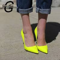 Shoes Woman <b>High Heels</b> Pumps 12cm Tacones Pointed Toe...