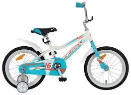 Детский <b>велосипед Novatrack Novara 16</b> (2018) — купить по ...